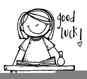 Good Luck Animated Clipart.
