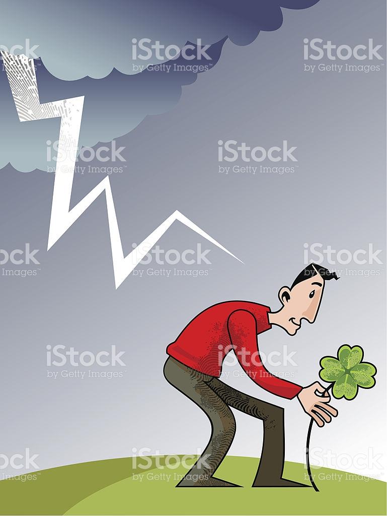 Good Luck stock vector art 165072759.