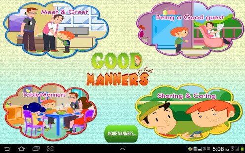 Good manners and right conduct clipart 7 » Clipart Portal.