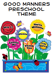 good manners for children clipart clipground good manners theme and activities