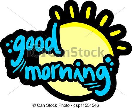 Good morning Clip Art and Stock Illustrations. 2,643 Good morning.