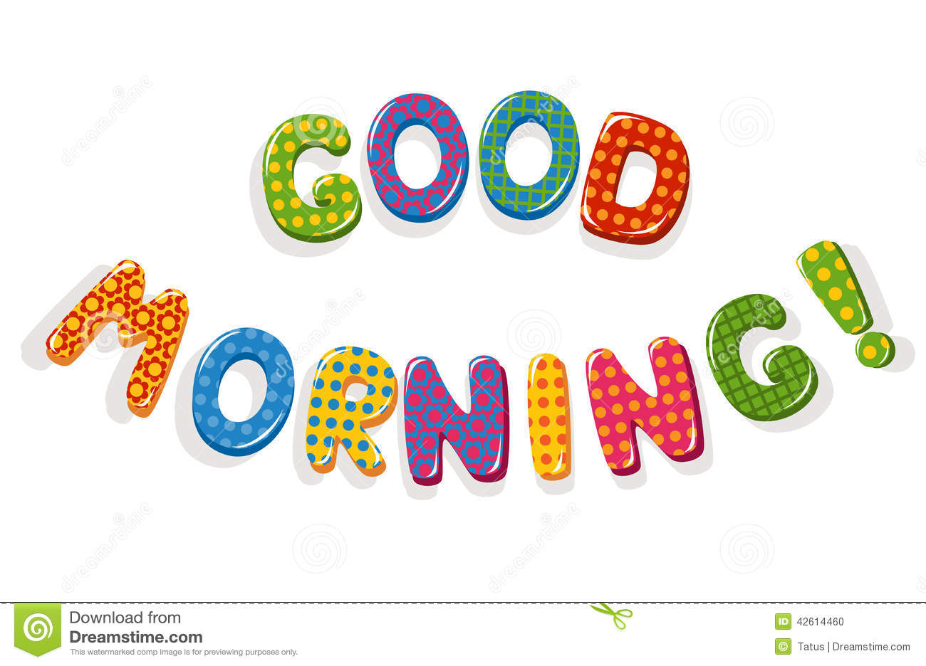 good morning sunday clipart #6