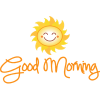 Good Morning Png & Free Good Morning.png Transparent Images #761.