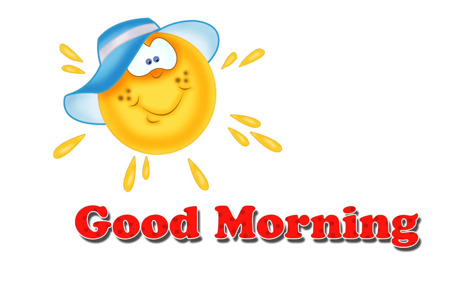 Good Morning PNG.