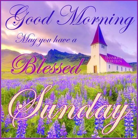 good morning sunday clipart #15