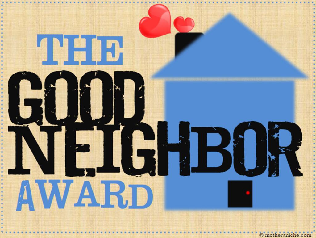 Good Fences Make Good Neighbors Clip Art.