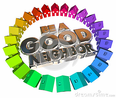 good neighbors clipart - Clipground