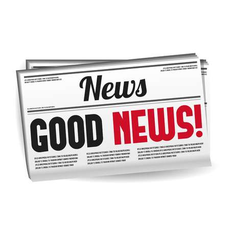 2,316 Good News Stock Vector Illustration And Royalty Free Good News.