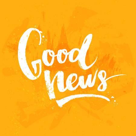 2,316 Good News Stock Vector Illustration And Royalty Free Good News.