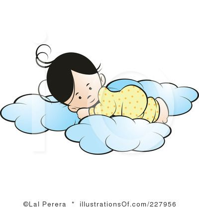 Good Night Baby Clipart.