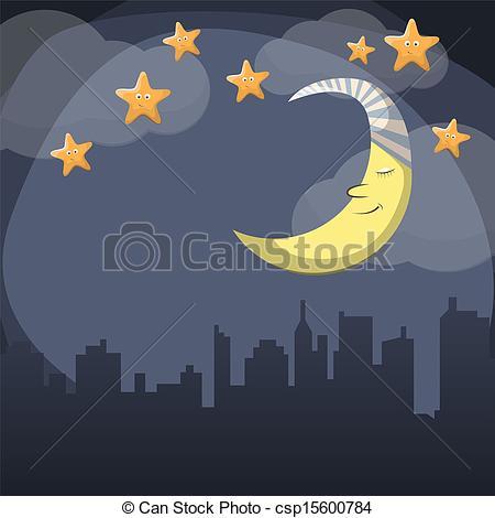 Good night Clip Art and Stock Illustrations. 2,144 Good night EPS.