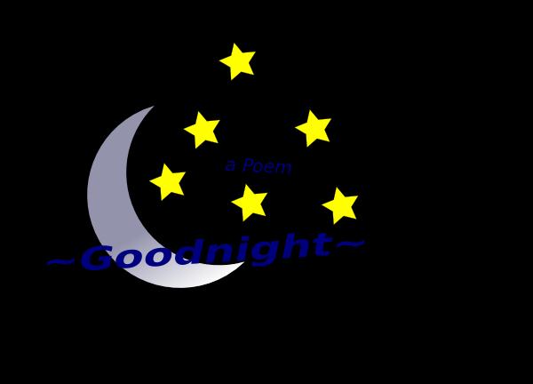 Goodnight Clipart Clip Art at Clker.com.