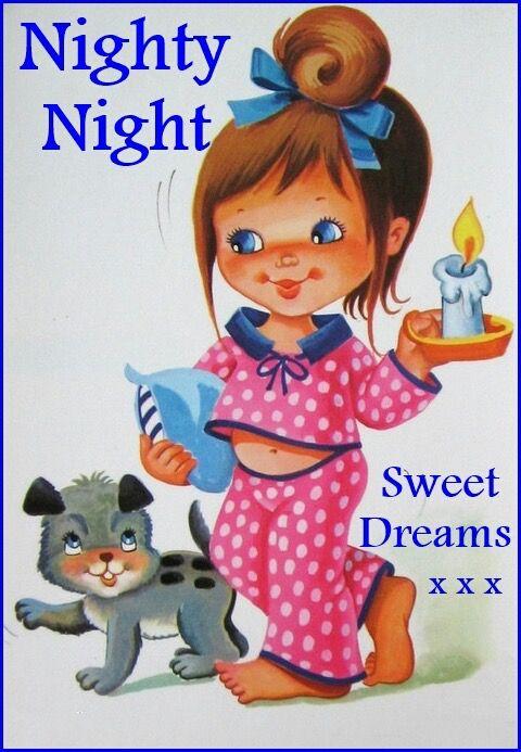 17 Best ideas about Good Night Sweet Dreams on Pinterest.