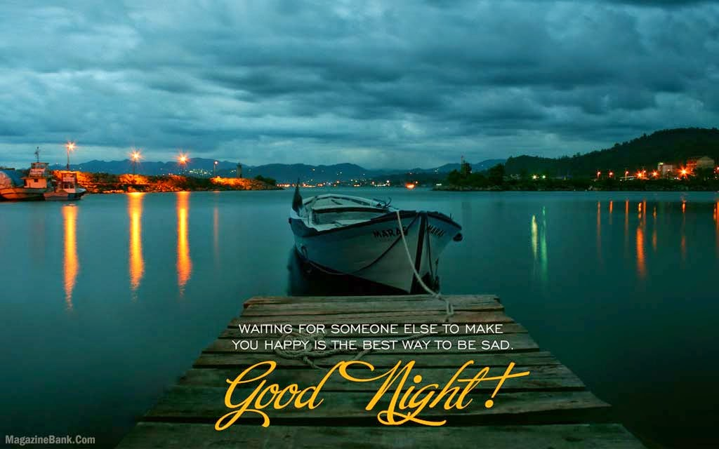 Good Night Quotes And Clipart.