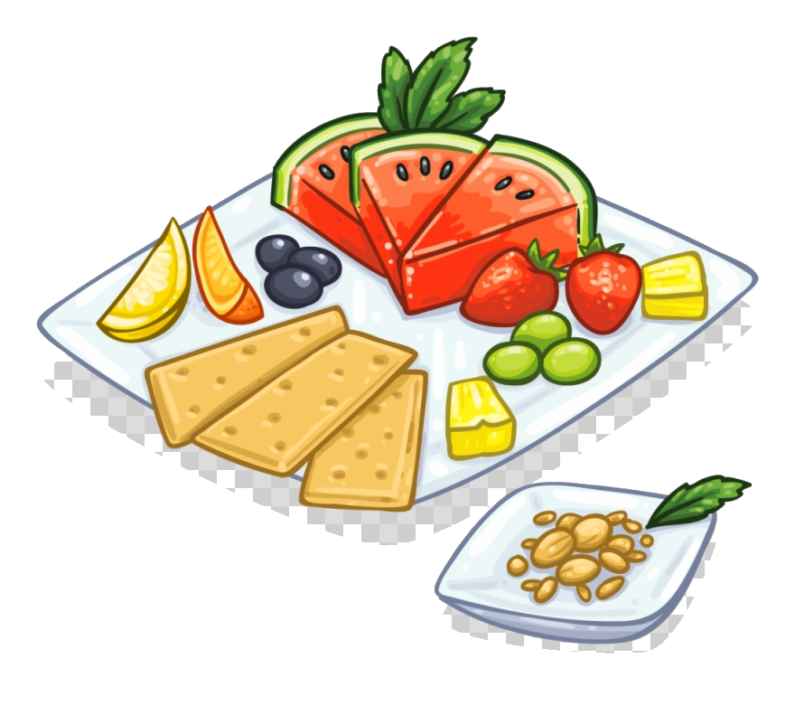 Healthy Food Snack Diet Clip Art Transprent Transparent Png.