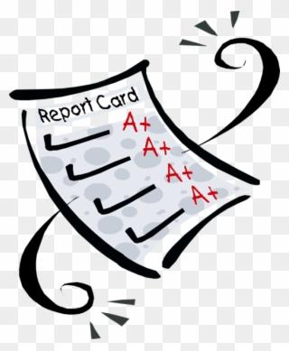 Free PNG Report Card Clip Art Download.