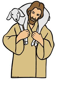 Free Clipart Jesus The Good Shepherd.