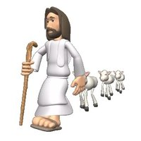Clipart Jesus As Good Shepherd Pictures, Images & Photos.