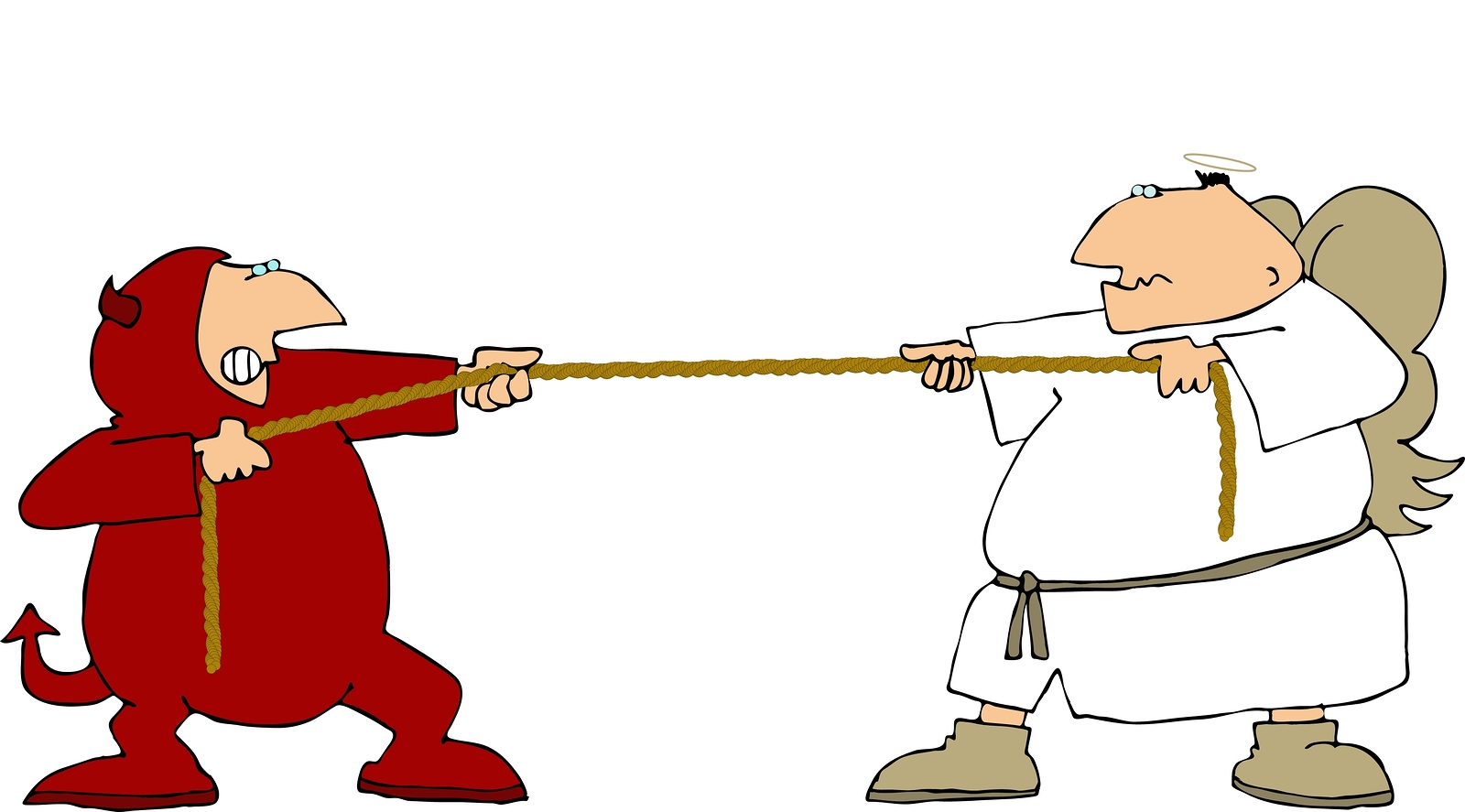 Good vs Bad Behavior.