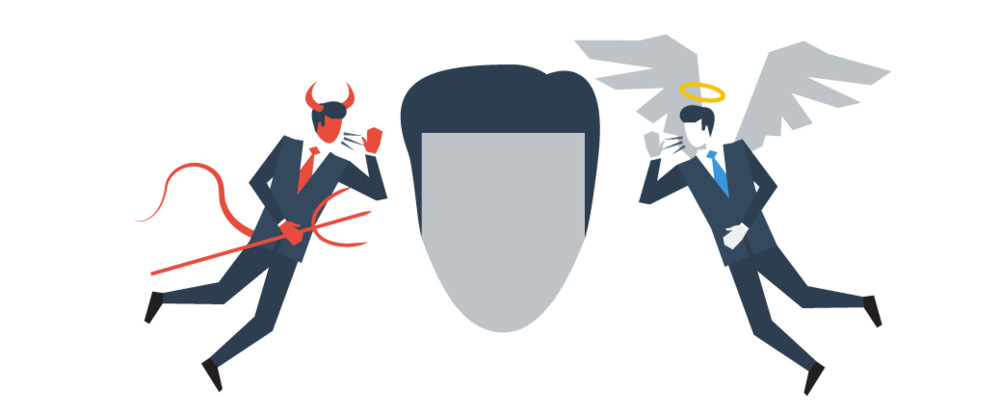 Good vs evil clipart clipart images gallery for free download.