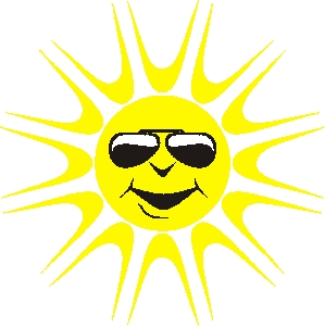 Good Weather Clipart.