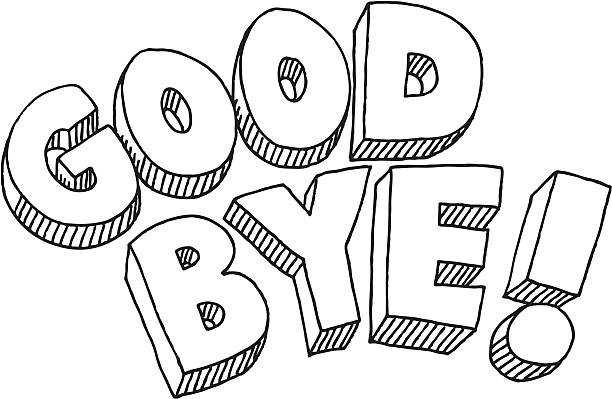 Separation Black And White Vector Text Clip Art, Vector Images.