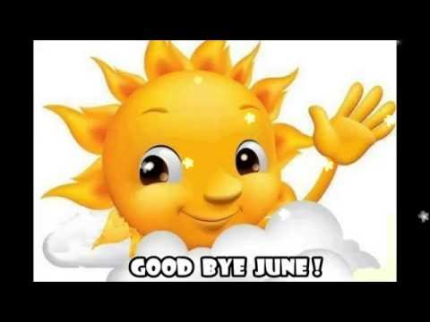 Goodbye June.