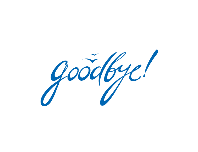 Download Free png Goodbye PNG Transparent File.