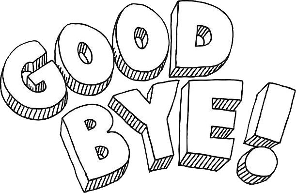 Download Free png Goodbye PNG transparent, Download PNG image with.