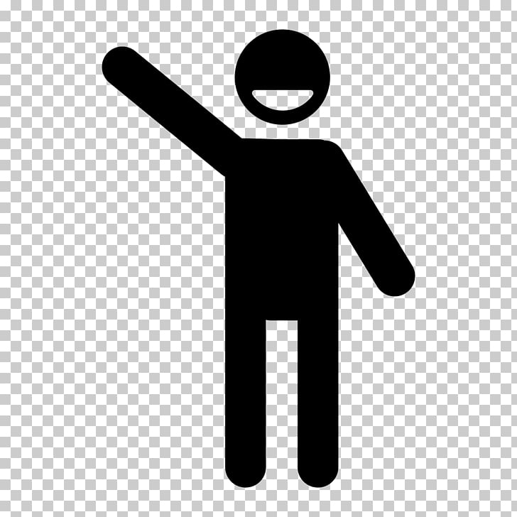 Computer Icons Wave Information Gesture, goodbye PNG clipart.