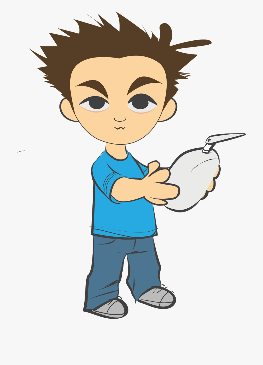 Clipart Child Wave Goodbye.