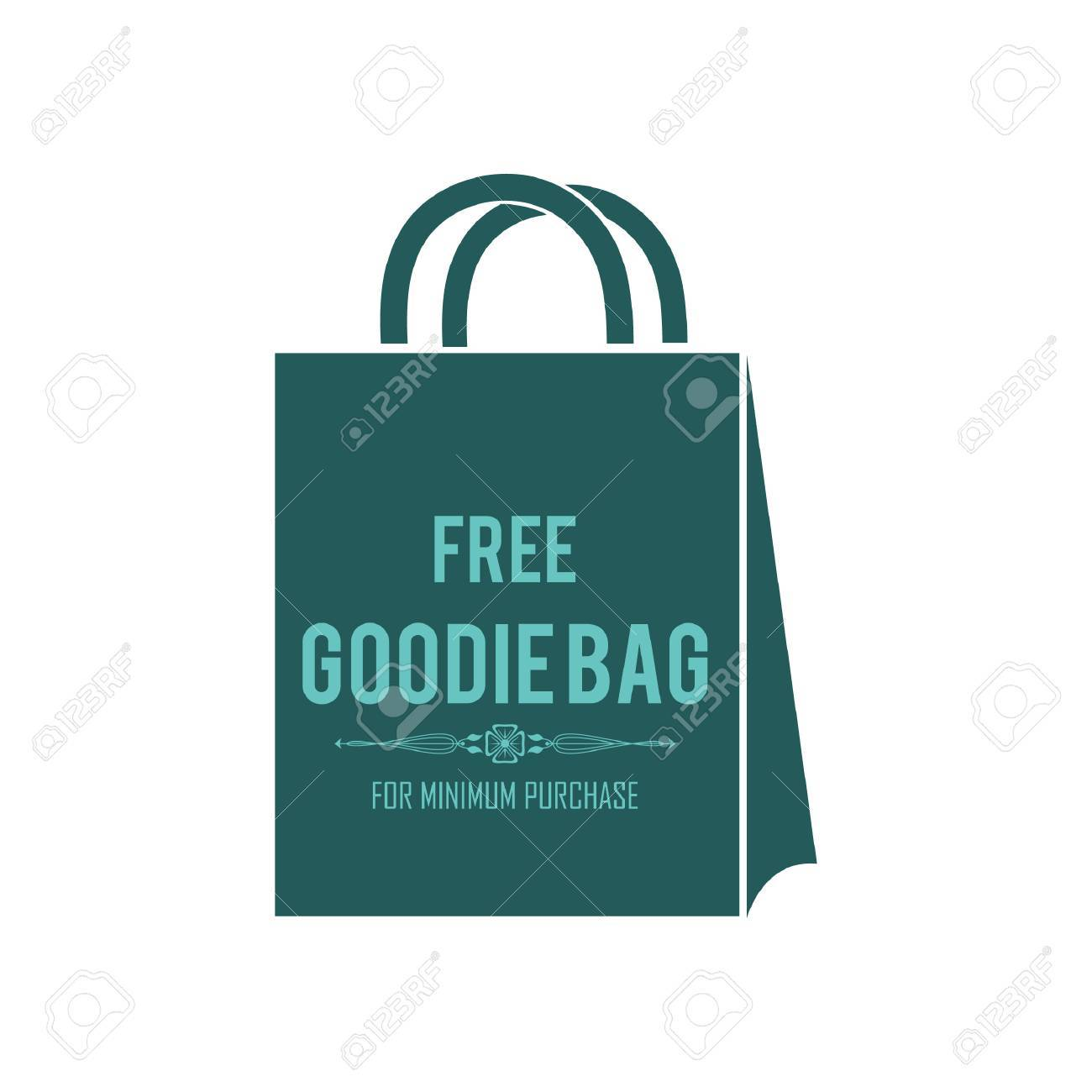 free goodie bag label.