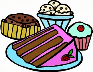 Baked Goodies Clipart.