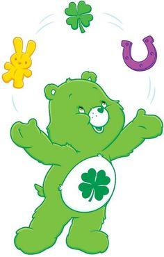 Good Luck Bear.