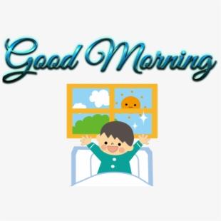 PNG Good Morning Cliparts & Cartoons Free Download.