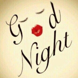 Good Night Kiss.