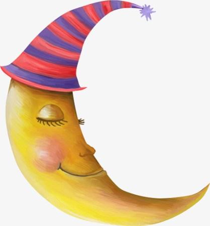 Goodnight moon clipart » Clipart Portal.