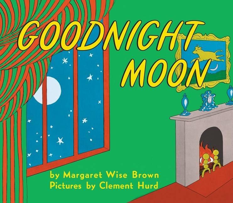 Goodnight Moon (Padded Board Book).