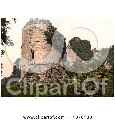 Photos of Norman Medieval Castles #1.