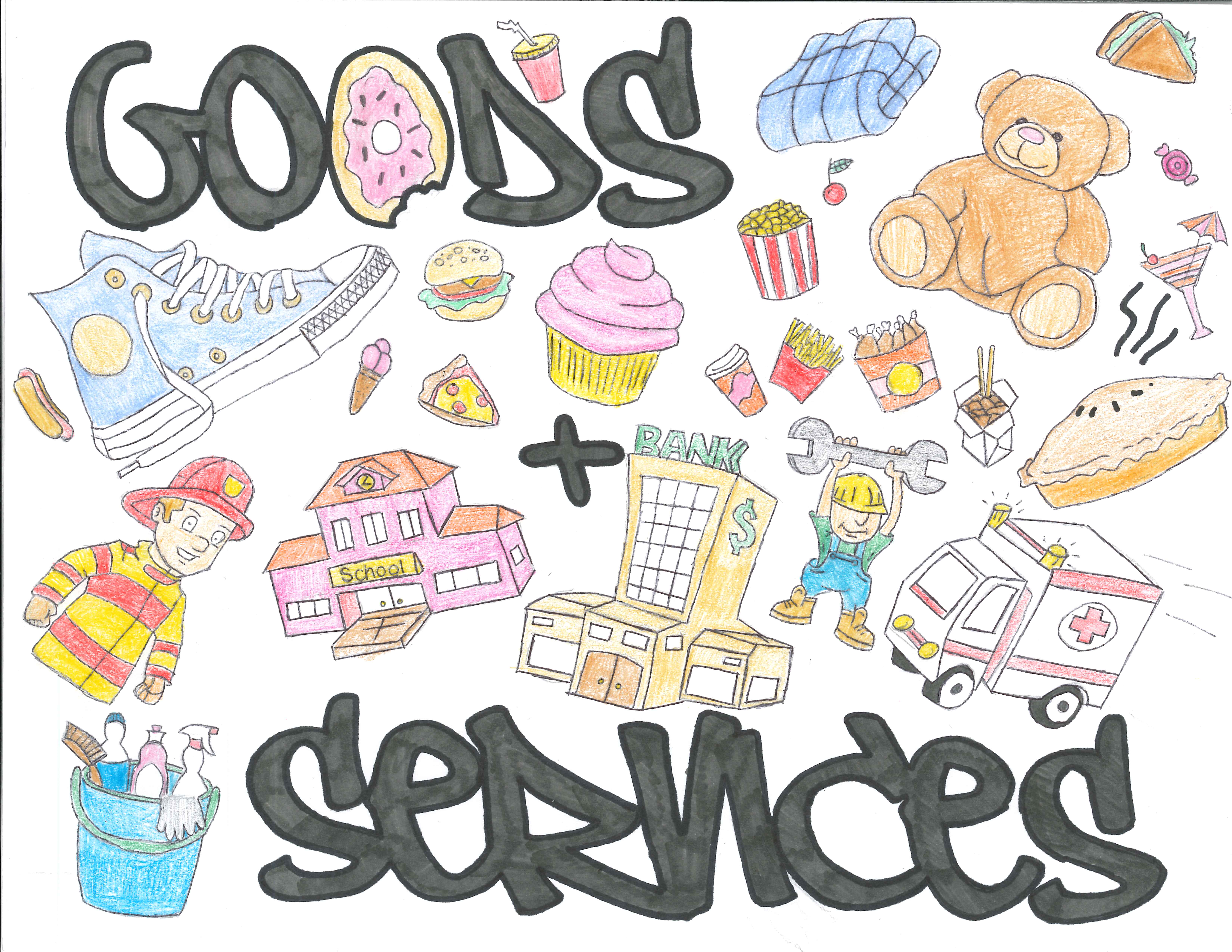 Goods And Services Clipart (99+ images in Collection) Page 3.