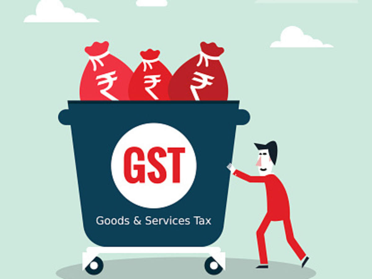 One Year Of GST.