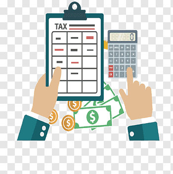 Indirect Tax cutout PNG & clipart images.