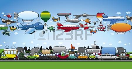 Goods Traffic Stock Illustrations, Cliparts And Royalty Free Goods.