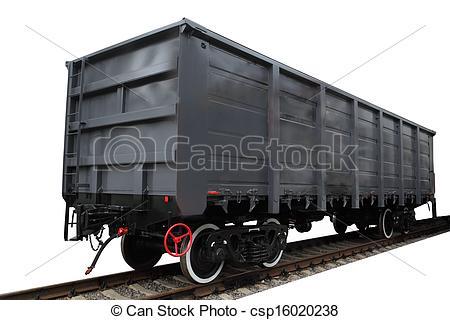 Stock Photos of goods wagon.