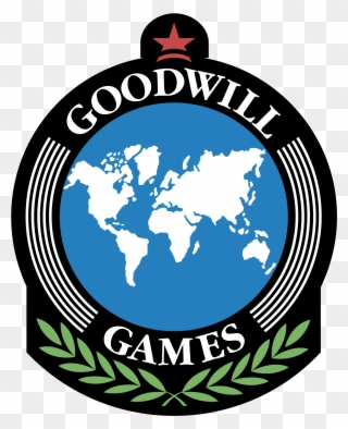 Goodwill Games Logo Png Transparent.