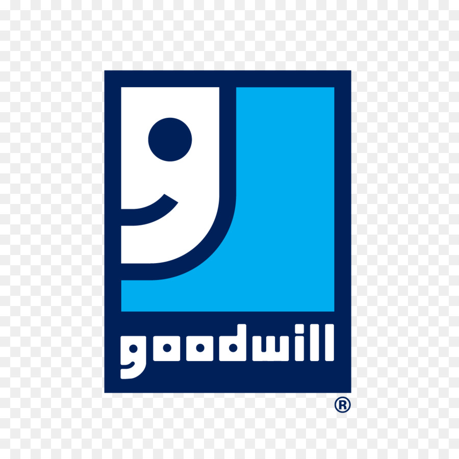 Goodwill Industries Text png download.