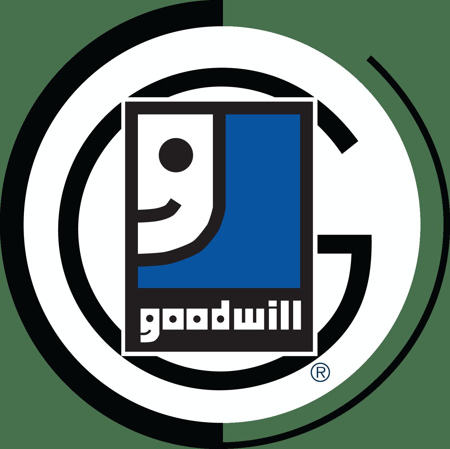 Circle Logo GW Blue Black PNG.