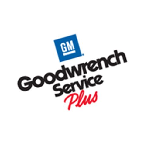 Goodwrench service Logos.