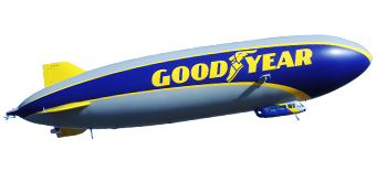 Goodyear Blimp PNG Transparent Goodyear Blimp.PNG Images.