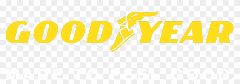 Goodyear Made To Feel Good Logo, HD Png Download.